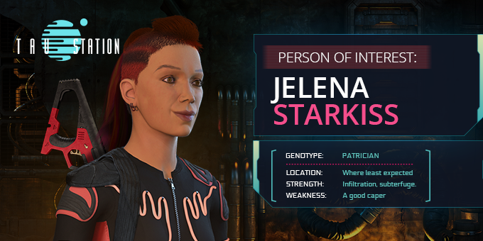 Person of Interest: Jelena Starkiss