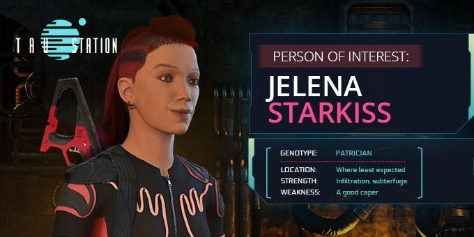Person of Interest: Jelena Starkiss