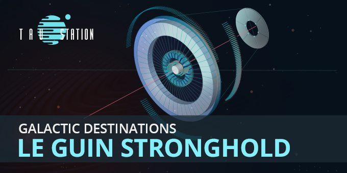 Galactic Destinations: Le Guin Stronghold