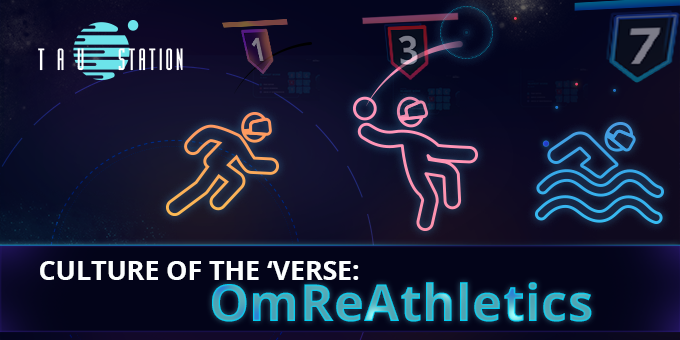 Culture of the 'Verse: OmReAthletics